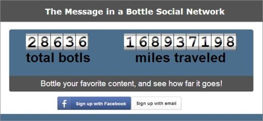 Create a Botl Account