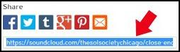 soundcloud share link 2
