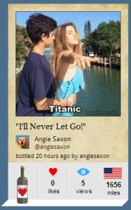 titanic botl